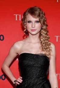 Taylor Swift - Blonde, 3a, Celebrities, Styles, Female, Teen hair Hairstyle Picture