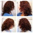 2c/3a hair before and after 1st