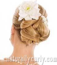 Wedding Hair - Blonde, Long hair styles, Wedding hairstyles, Styles, Female, Adult hair, Straight hair, Formal hairstyles Hairstyle Picture