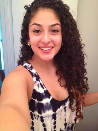 curly hair - Brunette, 3b, Medium hair styles, Readers, Female, Teen hair Hairstyle Picture