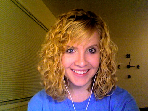 Revived Curls - Blonde, 3b, 3a, Medium hair styles, Styles, Female, Curly hair, Layered hairstyles Hairstyle Picture