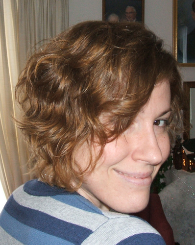 Jenika's curls - Redhead, 3a Hairstyle Picture