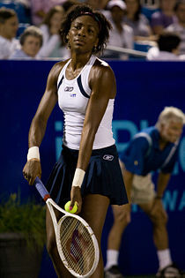 Venus Williams - Brunette, 4a, Celebrities, Short hair styles, Afro, Female Hairstyle Picture