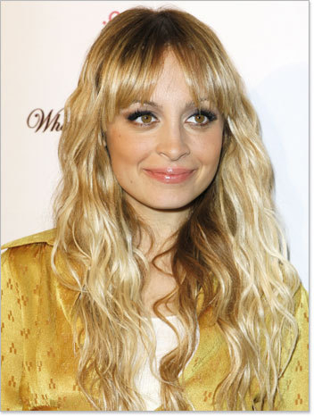 Nicole Richie - 2a, Blonde, Celebrities, Wavy hair, Long hair styles, Styles, Female, Adult hair Hairstyle Picture