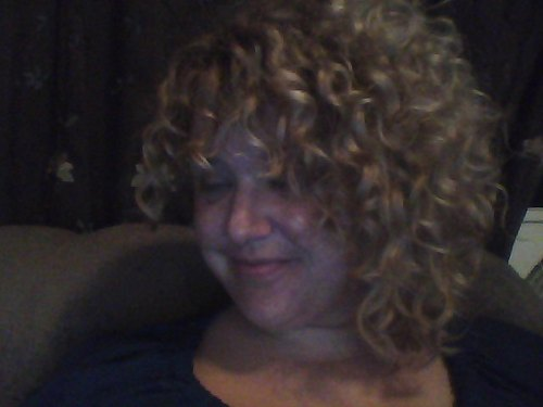 Snapshot_20110807_3.JPG - Blonde, 3b, Medium hair styles, Readers, Female, Curly hair, Adult hair Hairstyle Picture