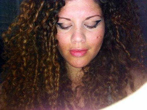 big hair  - Spiral curls Hairstyle Picture