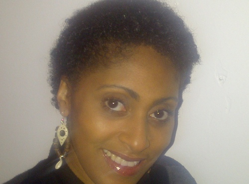My clipped TWA - 3a, Mature hair, Very short hair styles, Readers, Female, Black hair, Teeny weeny afro Hairstyle Picture