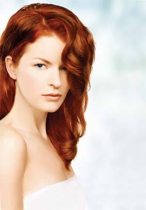 From ThermaFuse - Redhead, 2b, Wavy hair, Long hair styles, Styles, Female Hairstyle Picture
