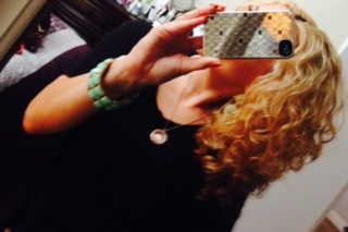 Curlz - Blonde, 3a, Readers, Female, Adult hair Hairstyle Picture