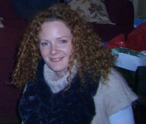 I wish my hair would always look - Redhead, 3b, Long hair styles, Winter hair, Readers, Female, Curly hair Hairstyle Picture