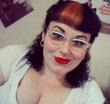 Medium 3b curls with straight Be