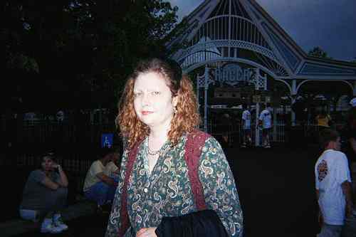 Roller Coaster Rider - Brunette, Long hair styles, Readers, Crazy Curls Contest, Female, Curly hair Hairstyle Picture