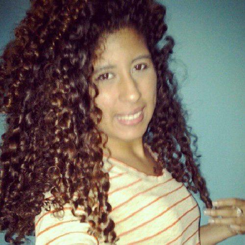 3B Loose Hair - Brunette, 3b, Medium hair styles, Twist hairstyles, Readers, Female, Spiral curls, Layered hairstyles Hairstyle Picture