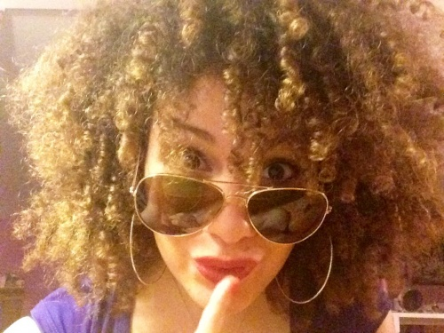 Happy curls - 3c, 4a, Readers, Makeovers, Curly kinky hair Hairstyle Picture
