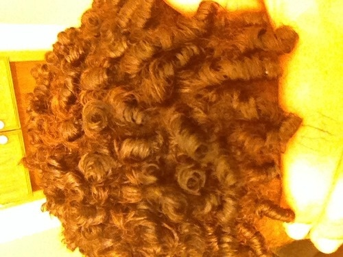Coil Out - Readers, Makeovers, Coil out Hairstyle Picture