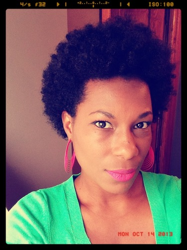 Wash and go shea moisture  - Readers Hairstyle Picture