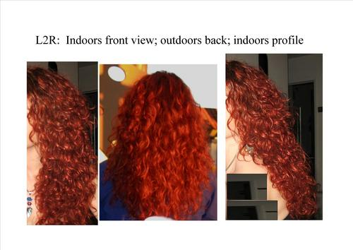 3a L2R: Front of hair (taken ind - Redhead, 3a, Long hair styles, Readers, Female, Curly hair, Adult hair, Layered hairstyles Hairstyle Picture
