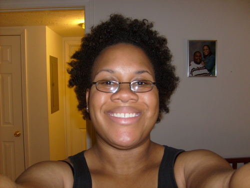 A Good Fro Day! - Short hair styles, Afro, Readers, Female, Curly hair, Black hair Hairstyle Picture