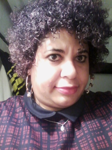 Daytime Look - Brunette, 3b, 3c, Short hair styles, Readers, Curly hair, Adult hair, Curly kinky hair Hairstyle Picture