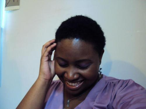 My Big Chop! 2/11/12 - Very short hair styles, Kinky hair, Readers, Female, Black hair, Adult hair, Teeny weeny afro Hairstyle Picture