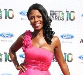 Omarosa  - Celebrities, Kinky hair, Long hair styles, Female, Black hair, Spiral curls Hairstyle Picture