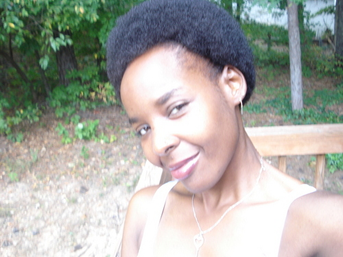 Afro - Brunette, Very short hair styles, Short hair styles, Afro, Readers, Styles, Female, Curly hair, Black hair, Adult hair Hairstyle Picture