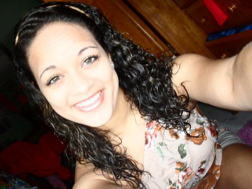 Lovely Curls - Brunette, 3b, Medium hair styles, Readers, Female, Teen hair, Spiral curls Hairstyle Picture