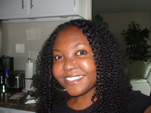 Wash & Go! - Wavy hair, Readers, Curly hair Hairstyle Picture