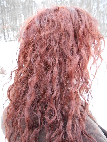 Winter Hair 2013 - Redhead, Long hair styles, Female, 2c Hairstyle Picture
