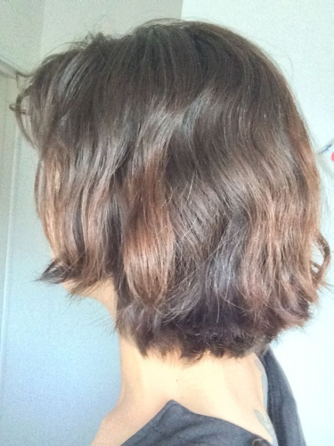 Grow, cut - Brunette, 2b, Short hair styles, Readers, Female, 2c, Makeovers Hairstyle Picture