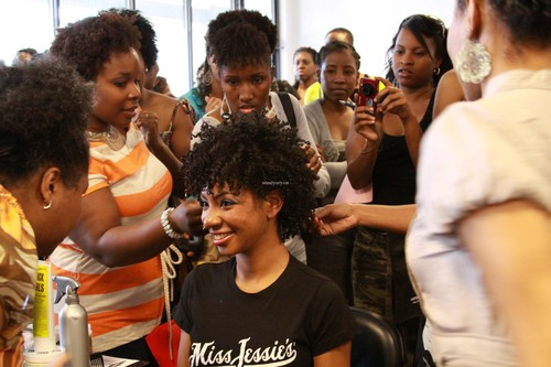 Natural Hair Celebration - Brunette, Very short hair styles, Short hair styles, Kinky hair, Female, Black hair, Adult hair, Natural Hair Celebration Hairstyle Picture