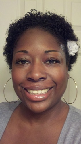 My Wash and Go - 3c, Short hair styles, Readers, Female, Black hair, Adult hair Hairstyle Picture