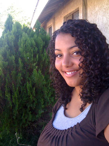My 3b curls :) - Brunette, 3b, Medium hair styles, Long hair styles, Readers, Female, Curly hair, Adult hair, Spiral curls, Natural Hair Celebration Hairstyle Picture
