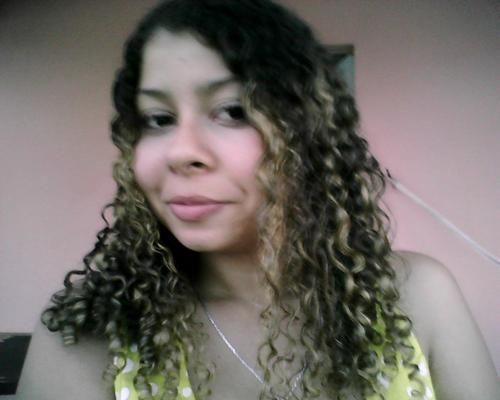 natural curl - Long hair styles, Readers, Female, Curly hair, Black hair Hairstyle Picture