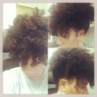 my fabulous puff with a bang