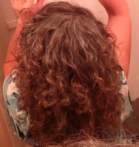 Saturday curls - Readers Hairstyle Picture