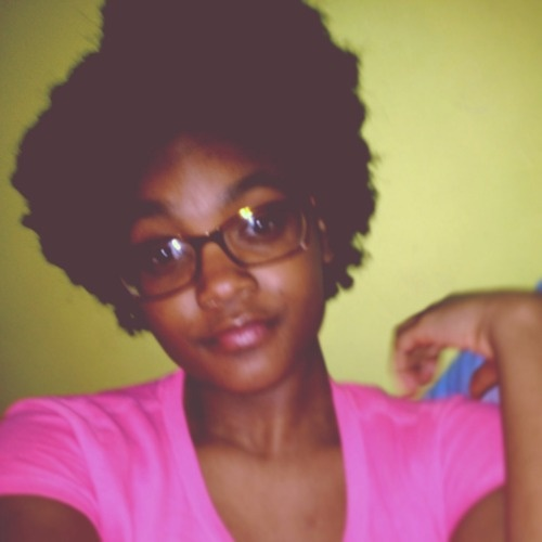Afro - 4b, Kinky hair, 4c Hairstyle Picture