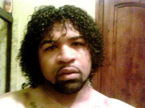 Josef Curly Hair.bmp - Male, Readers, All Photos, Eyes on the Guys Hairstyle Picture