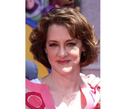 Joan Cusack - Celebrities, Wavy hair, Mature hair, Short hair styles, Female, Pin curls, Bob hairstyles Hairstyle Picture