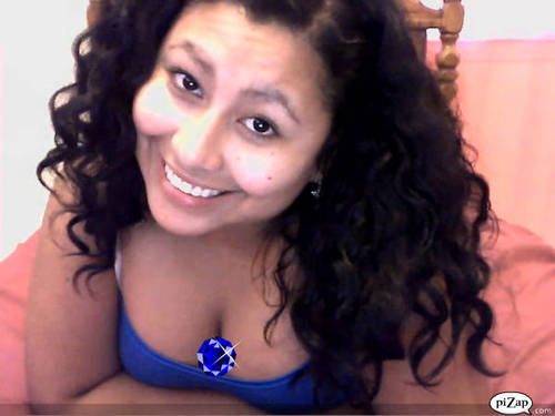 Curly :) - Brunette, Long hair styles, Readers, Female, Curly hair, Teen hair, Black hair Hairstyle Picture
