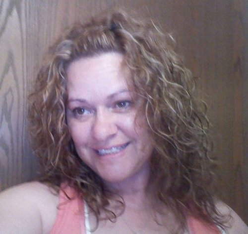 It's Just Me! - Blonde, 3a, Medium hair styles, Long hair styles, Readers, Female, Curly hair, Adult hair Hairstyle Picture