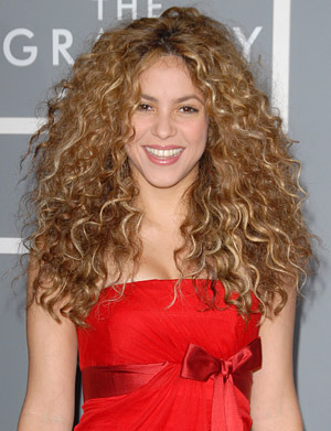 the beautiful Shakira! - 3a, Long hair styles Hairstyle Picture