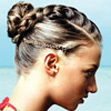 French braid.jpg - French braids Hairstyle Picture