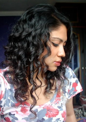 My Naturally Curly Hair - 2a, 3b, 2b, 3a, 3c, Celebrities, Wavy hair, Readers, Curly hair, 2c, Makeovers, Curly kinky hair Hairstyle Picture