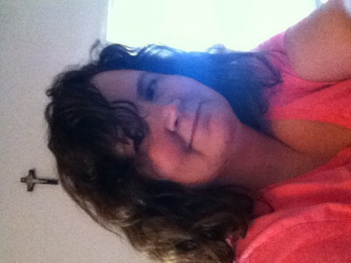 My Wash and Go Look:)) - Wavy hair, Readers Hairstyle Picture