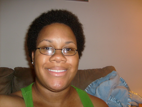 Finding Me - Brunette, 4a, Very short hair styles, Kinky hair, Readers, Female, Black hair, Adult hair Hairstyle Picture