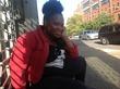 Rough & stuff w/my Afro puff