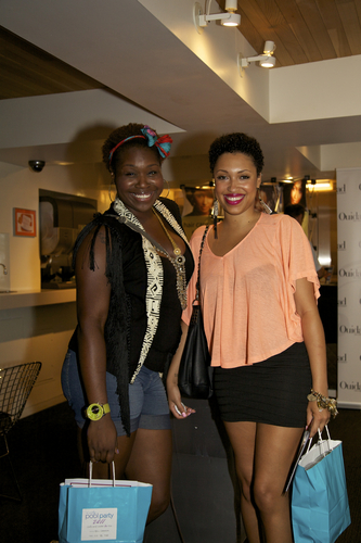 TWA and Afro Puff at the Curly P - Very short hair styles, Short hair styles, Kinky hair, Afro, Female, Black hair, Adult hair, Afro puff, Teeny weeny afro, Textured Tales from the Street Hairstyle Picture