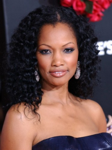 Garcelle Beauvais - Celebrities, Kinky hair, Long hair styles, Female, Black hair, Twist out Hairstyle Picture