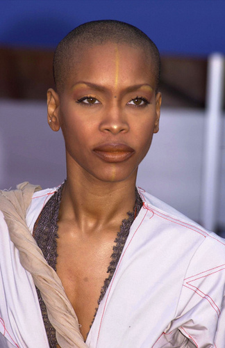 Erykah Badu - Celebrities, Very short hair styles, Kinky hair, Female, Black hair Hairstyle Picture